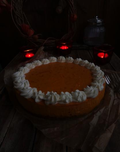 Pumpkin Spiced Cheesecake
