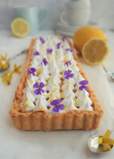 Lemon Meringue Tarte